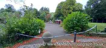 Two men arrested on suspicion of rape following sexual assault in Lancashire park