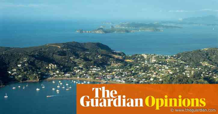 New Zealand is no 'off-grid' safe haven from the apocalypse | Max Harris