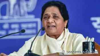 BJP returning to communal politics ahead of Uttar Pradesh Assembly polls next year, says Mayawati