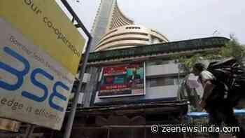 Market at fresh peak: Sensex skyrockets 958 pts, Nifty tops 17,800