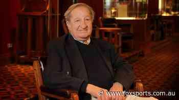 Long-time Carlton president John Elliott dead aged 79