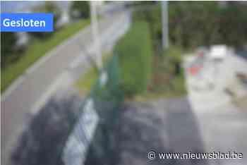 Camera's aan recyclagepark tonen drukte