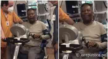 Pelé retoma los ejercicios tras superar una operación de colon: Pronto volveré a Santos - La República Perú
