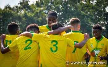 U19 Nationaux - Les buts de EA Guingamp - FC Nantes (0-3) - FC Nantes