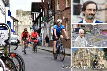 £800k of York cycling cash 'at risk' over delays, campaigners warn - York Press