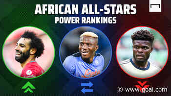 Power Ranking Africa's top players in the world today