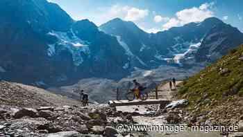 Bikepacking: Radwandern auf einsamen Wegen durch Europa und die USA (Buchtipp)