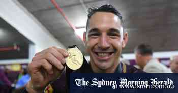 Billy Slater to be named next Queensland coach after putting pen to paper on Thursday