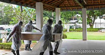 Sri Lanka shaman dies of COVID after touting 'blessed' water cure - Al Jazeera English