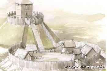 Ondergrondse restanten burcht beschermd als archeologische site