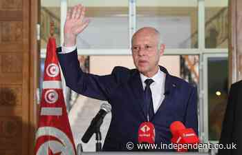 Tunisia's president expands power grab with announcement he will 'rule by decree'