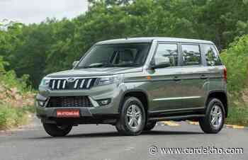 Mahindra Bolero Neo Becomes Dearer By Up To Rs 30,000 Within A Month Since Launch - CarDekho