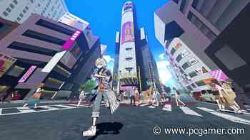 Neo: The World Ends With You arrives on Epic this month - PC Gamer