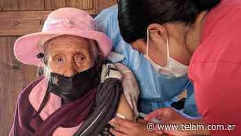 Argentina superó las 50 millones de vacunas contra el coronavirus aplicadas - Télam