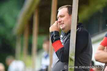 """Dieter Van Dionant gelooft in zijn team: """"Ons harde werk wordt nog beloond"""""""