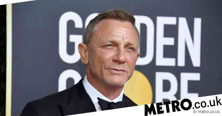 James Bond star Daniel Craig made honorary Commander in Royal Navy ahead of No Time To Die release