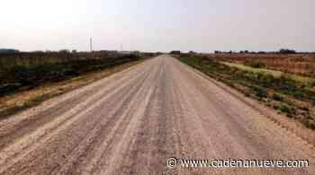 Enrique Merlo: 'la prioridad está dada en el mejoramiento de los accesos a las localidades del distrito' - Cadena Nueve