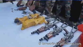 Three terrorists neutralised in Uri by Indian Army