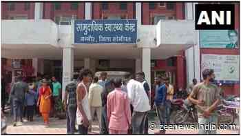 Roof collapse in school at Haryana`s Sonipat leaves several students injured