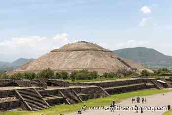 Mexico's Ancient Inhabitants Moved Land and Bent Rivers to Build Teotihuacán - Smithsonian