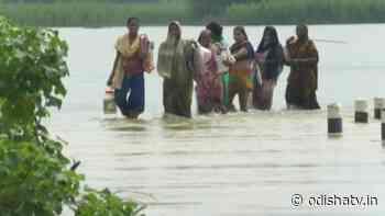 Odisha Govt On Alert As Subarnarekha And Jalaka Rivers In Balasore Overflow - OTV News