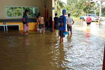 Two rivers burst banks, flooding two Korat districts - Bangkok Post