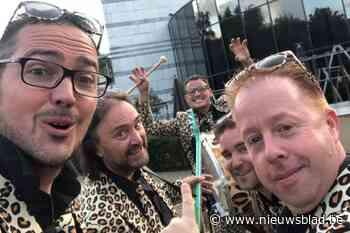 """Plezierige band 'De Toâpe Geraapte' verschijnt in Belgium's Got Talent: """"We doen het voor een mobilhome"""""""