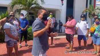 Pobladores de colonia Guadalupe exigen regularización de predios en Isla Mujeres - PorEsto