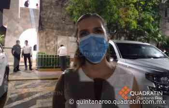 Apoyo mutuo y respetuoso entre Isla Mujeres y Cancún: Atenea Gómez - Quadratin Quintana Roo - Quadratín Quintana Roo