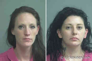 Women Arrested For Alleged Auto Crime Spree In Wyoming