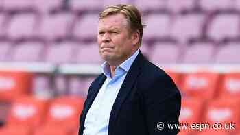 Barca pres fires warning about Koeman's future