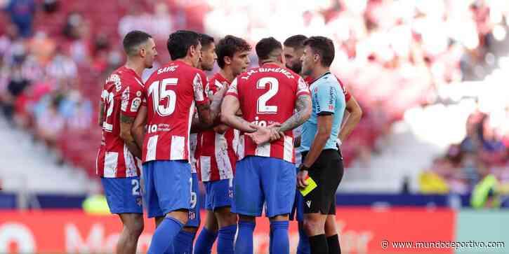 Gil Manzano, 'premiado' tras la polémica del Atlético-Athletic