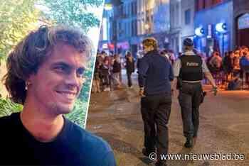 """Gentse student Dali (20) legt eerste verklaring af: """"Verwondingen niet te linken aan rellen in Overpoort"""""""