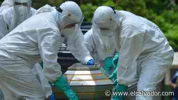 86 personas murieron por covid-19 la última semana en El Salvador   Noticias de El Salvador - elsalvador.com