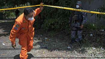 Voraz incendio consume mercado en El Salvador, sin víctimas - FRANCE 24
