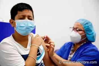 El Salvador comienza a vacunar contra la COVID-19 a menores de entre 6 y 11 años - Diario Libre