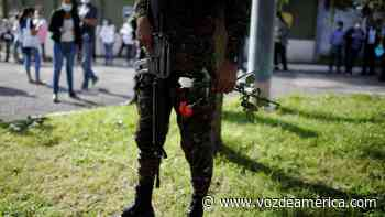 El Salvador: EE.UU. reacciones sanciones - Voz de América
