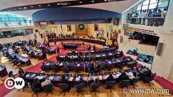 El Salvador: Congreso elige nuevo Consejo de Judicatura en medio de polémica - DW (Español)