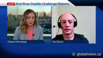 Red River Paddle Challenge returns