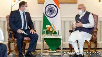 PM Narendra Modi meets top American CEOs; discuss 5G, start-up, Digital India: PMO