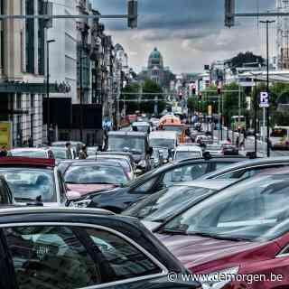Het Belgische wagenpark was nooit eerder zo groot: 'Op veel plaatsen is de limiet bereikt'