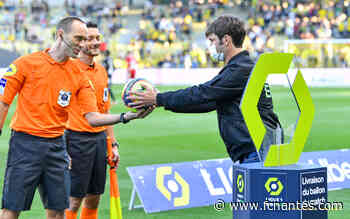 Delivery Ball - Merci à Steven Pauvert, présent pour FC Nantes - SB29 - FC Nantes