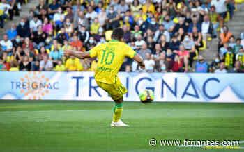 FC Nantes - Stade Brestois 29 - Replay : les 3 buts nantais - FC Nantes