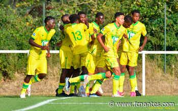 U17 Nationaux - Les buts de FC Nantes - La Roche/Yon VF (4-0) - FC Nantes