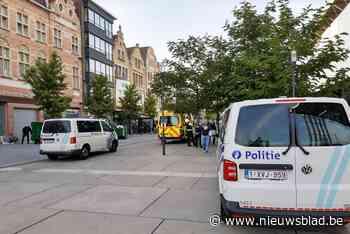 Vechtpartij aan station: man zwaargewond naar ziekenhuis geb... (Roeselare) - Het Nieuwsblad