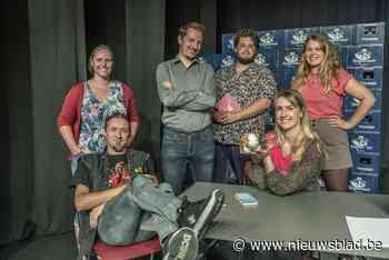 Comedians slaan handen in elkaar en brengen samen theatervoorstellingen - Het Nieuwsblad