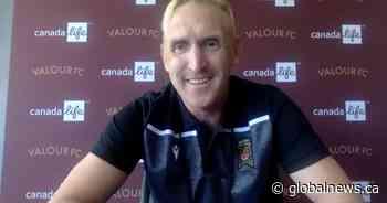 Rob Gale out as Valour FC coach immediately, team announces