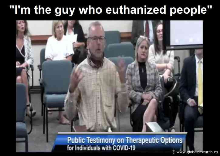 Pulmonary Nurse of 31 Years Testifies How He Followed the COVID Protocols, Unknowingly that this Could Result in the Deaths of Patients