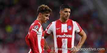 Las dos caras de la delantera del Atlético