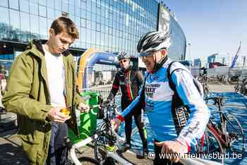 KAA Gent heeft eigen fietstocht: ereronde in stadion bij aankomst